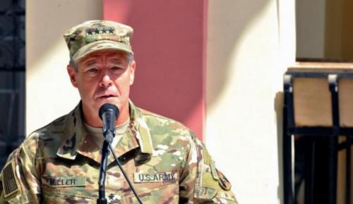 Σκοτ Μίλερ: Δεν ήμουν στόχος της επίθεσης στο Αφγανιστάν   Pagenews.gr