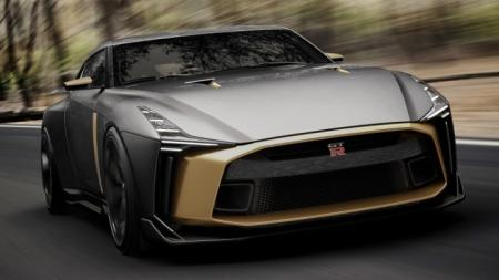 Nissan GT-R50: Θα εκτεθεί στο Nissan Crossing   Pagenews.gr