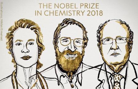 Νόμπελ Χημείας: Βραβεύτηκαν τρεις επιστήμονες, ανάμεσά τους μία γυναίκα (pics&vid) | Pagenews.gr
