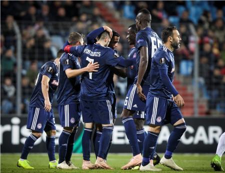 Europa League: Έμφαση στα τελειώματα ο Μαρτίνς | Pagenews.gr