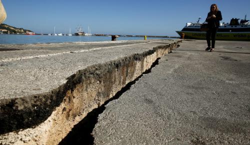 Σεισμός Ζάκυνθος: Νέα δόνηση «τάραξε» το Ιόνιο | Pagenews.gr
