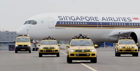 Σιγκαπούρη : Απογειώθηκε το πρώτο Airbus για τη μαραθώνια πτήση 19 ωρών | Pagenews.gr