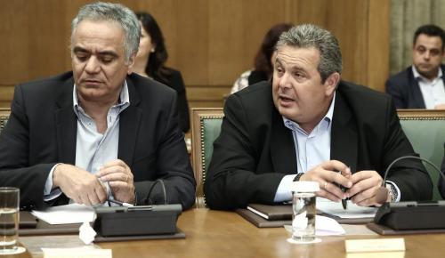 Σκουρλέτης για Καμμένο: «Αυτά ξεφεύγουν από τα όρια» (vid) | Pagenews.gr