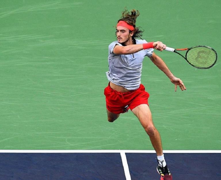 Στέφανος Τσιτσιπάς: Έγραψε ιστορία για το ελληνικό τένις | Pagenews.gr