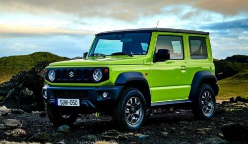 Suzuki Jimny: Το νέο μοντέλο (pics) | Pagenews.gr