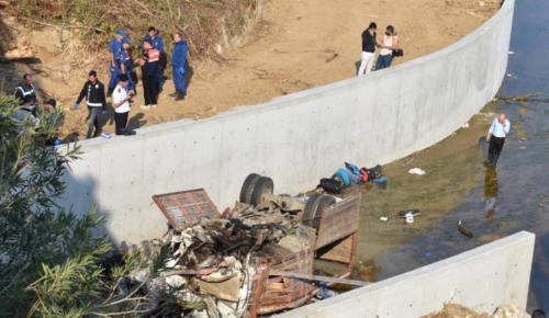 Τουρκία: Ανετράπη φορτηγό με μετανάστες – Στους 22 οι νεκροί | Pagenews.gr