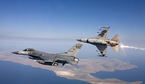 Τουρκικές παραβιάσεις: «Αλωνίζουν» οι Τούρκοι πάνω από το Αιγαίο | Pagenews.gr