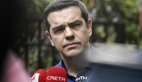 Τσίπρας: Η πρώτη ανακοίνωσή του ως Υπουργός Εξωτερικών | Pagenews.gr