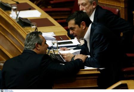 Ο Καμμένος εκνεύρισε τον Τσίπρα – «Τρικυμία» μετά το plan b για τα Σκόπια και τις αμερικανικές βάσεις | Pagenews.gr