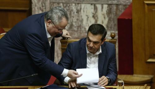 Παραίτηση Κοτζιά: Ο Αλέξης Τσίπρας αναλαμβάνει το Υπουργείο Εξωτερικών   Pagenews.gr
