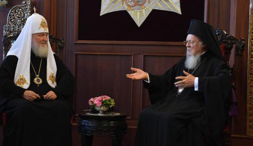 Ρωσική εκκλησία: Κόβει κάθε δεσμό με το Πατριαρχείο | Pagenews.gr