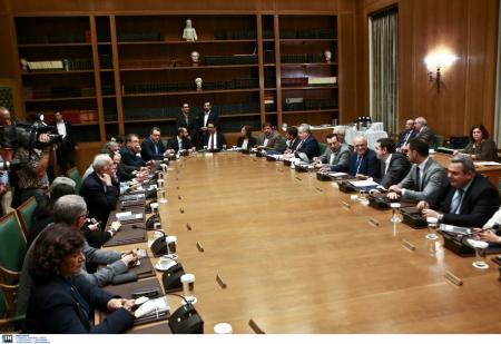 Υπουργικό συμβούλιο: Συνεδριάζει κεκλεισμένων των θυρών υπό τον Τσίπρα | Pagenews.gr