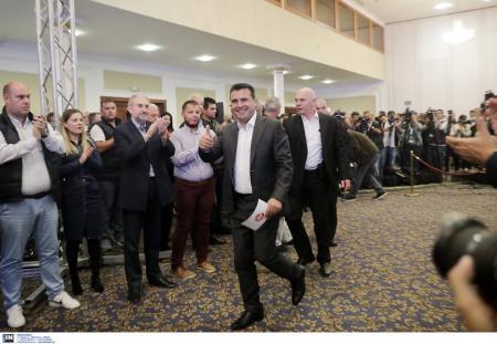 Σκοπιανό: Ο Ζάεφ μια ανάσα από τη συνταγματική αναθεώρηση – «Βρίσκει» τους 80 βουλευτές που χρειάζεται | Pagenews.gr