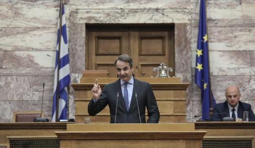 Συνταγματική Αναθεώρηση: Η χώρα πηγαίνει σε λάθος κατεύθυνση, λέει ο Μητσοτάκης | Pagenews.gr