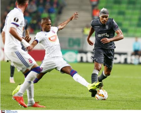 Europa League: «Έσπασε» το αήττητο σερί 11 αγώνων εκτός έδρας για τον ΠΑΟΚ | Pagenews.gr