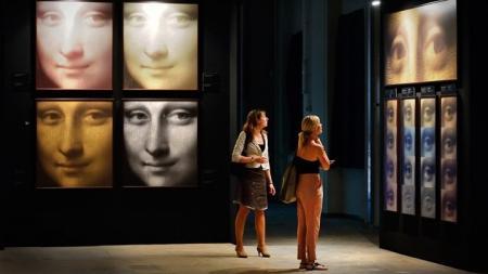 «Leonardo Da Vinci – 500 Years of Genius» στο Παλιό Αμαξοστάσιο του ΟΣΥ | Pagenews.gr