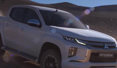 Mitsubishi L200: Έγινε περισσότερο «νευρικό» και ποιοτικό (pics&vid) | Pagenews.gr