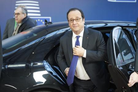 Επίσκεψη Ολάντ: «Έρχομαι  να χαιρετίσω την επιτυχία σας ύστερα από τόσα χρόνια λιτότητας» | Pagenews.gr