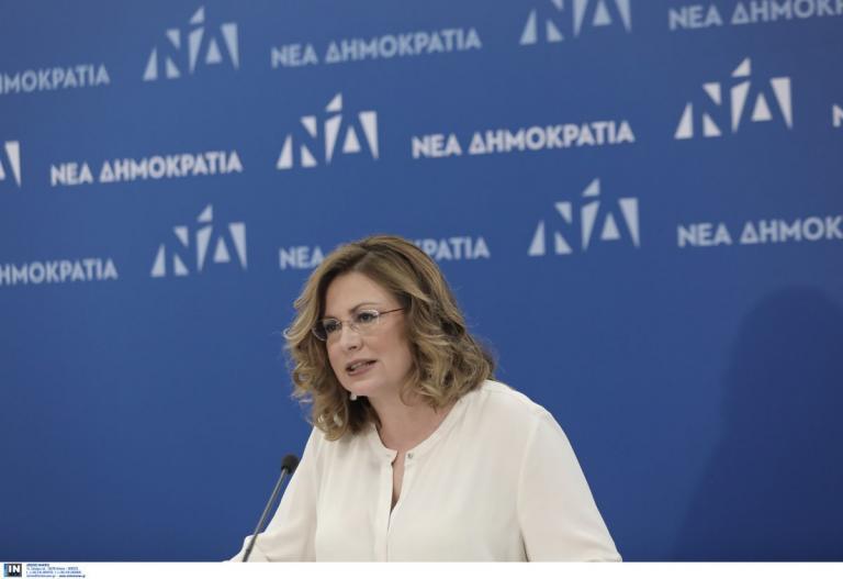 Σπυράκη: Λύση για την Ελλάδα είναι μια καινούρια κυβέρνηση, με φρέσκια εντολή | Pagenews.gr