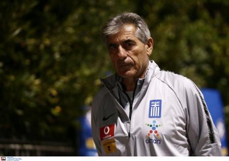 Εθνική Ελλάδος Ποδοσφαίρου: Αναστασιάδης – «Δεν υπάρχει η λέξη δικαιολογία στο λεξιλόγιό μου» | Pagenews.gr