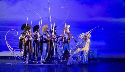Αργοναυτική εκστρατεία θέατρο: Η νέα παράσταση της Κάρμεν Ρουγγέρη στο Ίδρυμα Μιχάλης Κακογιάννης (pics) | Pagenews.gr