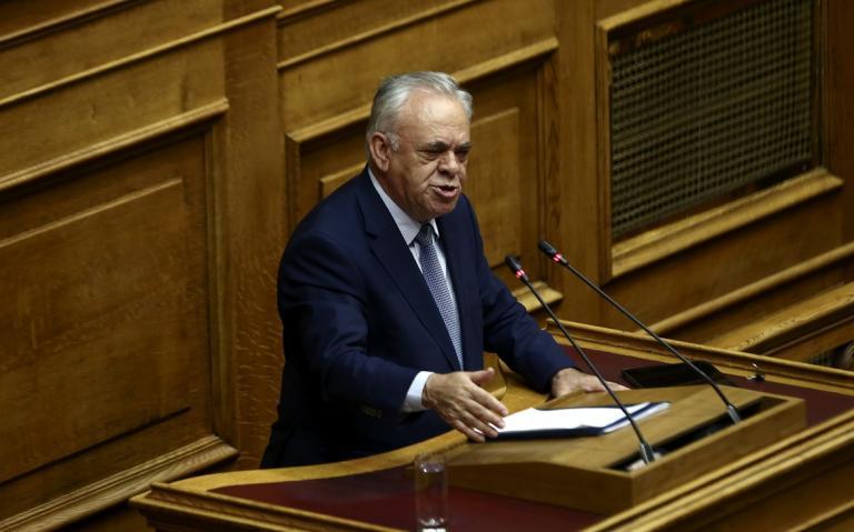 Δραγασάκης: Ανακτούμε βαθμούς ελευθερίας για να λύνουμε προβλήματα υπέρ του λαού | Pagenews.gr