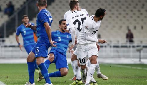 Nations League 2018: Εξεπλάγην και ο προπονητής της Εσθονίας με τη νίκη επί της Ελλάδας | Pagenews.gr