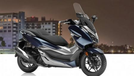 Honda Forza 300: Σκούτερ για μεγάλες αποστάσεις | Pagenews.gr