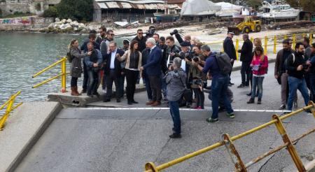 Καβάλα γέφυρα: Αυτοψία Νοτοπούλου στη γέφυρα που κατέρρευσε – Θα αποδοθούν ευθύνες | Pagenews.gr