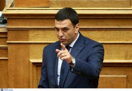 Κικίλιας: Κομματάρχης του ΣΥΡΙΖΑ ο Βούτσης – Δεν υπηρετεί το θεσμικό του ρόλο | Pagenews.gr
