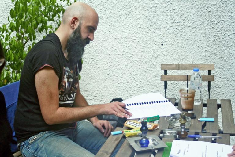 Βαγγέλης Λάσκαρης: «Το θέατρο είναι πολιτική πράξη» | Pagenews.gr