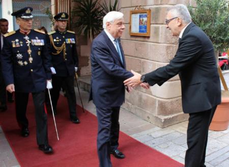 Γιορτή σήμερα: Η Μυτιλήνη γιορτάζει την απελευθέρωσή της παρουσία του Προκόπη Παυλόπουλου (pics) | Pagenews.gr