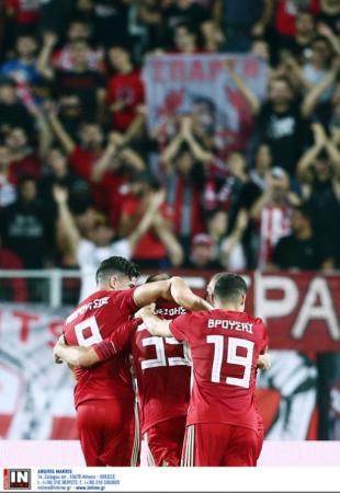 Ολυμπιακός Champions League: Σημαντικά τα έσοδα των «ερυθρολεύκων» από την διοργάνωση | Pagenews.gr