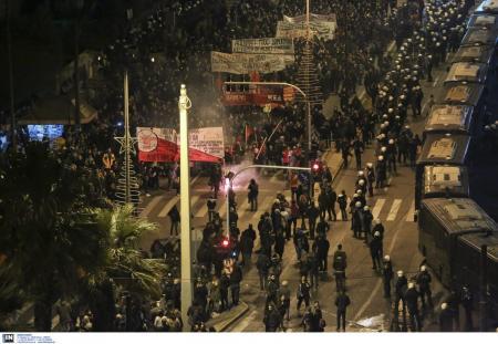Πολυτεχνείο 2018: Προπηλάκισαν στελέχη του ΣΥΡΙΖΑ έξω από την πρεσβεία των ΗΠΑ | Pagenews.gr