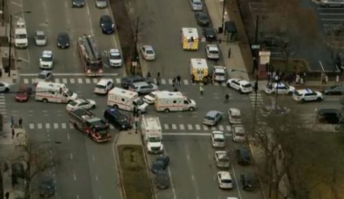Σικάγο πυροβολισμοί: Επεισόδιο κοντά στο νοσοκομείο Chicago Mercy Hospital | Pagenews.gr