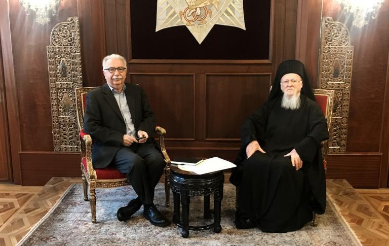 Συμφωνία Τσίπρα – Ιερώνυμου: Αισιόδοξος ο Γαβρόγλου μετά από τη συνάντηση με τον Βαρθολομαίο | Pagenews.gr