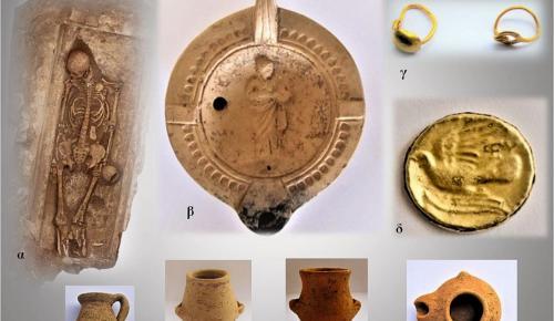 Αρχαιολογική ανακάλυψη στην Κόρινθο: Στο φως για πρώτη φορά η αρχαία Τενέα (pics)   Pagenews.gr