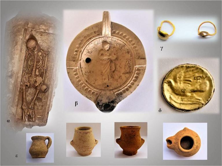 Αρχαιολογική ανακάλυψη στην Κόρινθο: Στο φως για πρώτη φορά η αρχαία Τενέα (pics) | Pagenews.gr