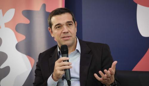 Τσίπρας: Έμφαση στην συνεργασία και στην διασφάλιση της ακεραιότητας της Λιβύης   Pagenews.gr