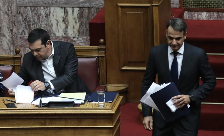 Τσίπρας – Μητσοτάκης για ανομία στα Πανεπιστήμια: Σύγκρουση στη Βουλή για το πανεπιστημιακό άσυλο (pics&vids)   Pagenews.gr