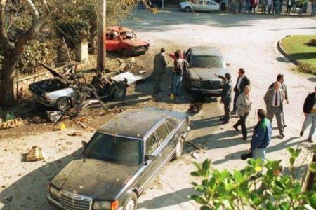 Βαρδής Βαρδινογιάννης: Η μέρα που το τεθωρακισμένο «θηρίο» τον γλίτωσε από τις ρουκέτες της 17Ν | Pagenews.gr