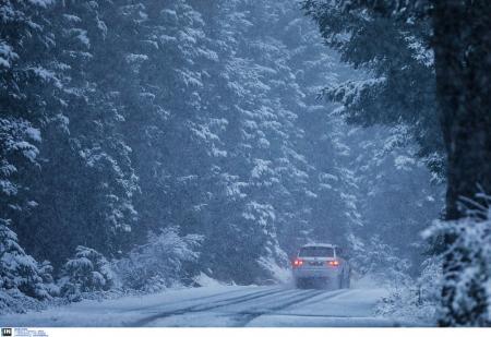Πρώτα χιόνια: Άσπρο πέπλο «σκέπασε» τη χώρα – Πενήντα πόντους το χιόνι στα Τρίκαλα (pics) | Pagenews.gr