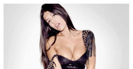 Χριστίνα Ζαφειρίου: Η μελαχρινή φαντασίωση κάθε άντρα (pics) | Pagenews.gr