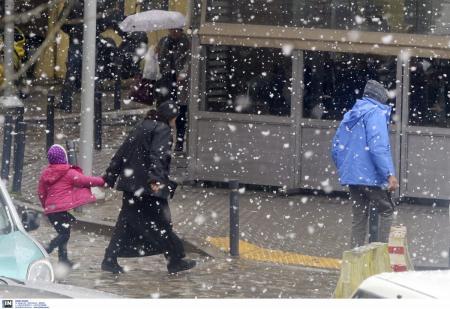 Πρόγνωση καιρού: Έρχεται κακοκαιρία με καταιγίδες και χιόνια – Ποιες περιοχές θα «χτυπήσει» | Pagenews.gr