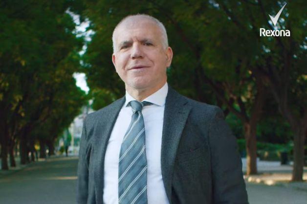 Έπος! Ο Αναστόπουλος σε διαφήμιση της Rexona 31 χρόνια μετά (vid)   Pagenews.gr