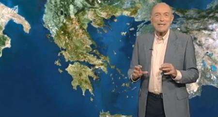 Πρόγνωση καιρού: Έρχεται χιονιάς από τη Δευτέρα – Τι προβλέπει ο Τάσος Αρνιακός (vid) | Pagenews.gr