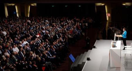 Συνέδριο CDU: Η Άνεγκρετ Κραμπ – Καρενμπάουερ νικήτρια του α' γύρου της ψηφοφορίας | Pagenews.gr