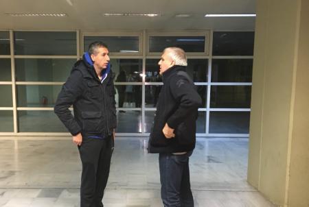 Παναθηναϊκός – Φενέρμπαχτσε: Τα είπαν Ομπράντοβιτς-Διαμαντίδης στο ΟΑΚΑ | Pagenews.gr