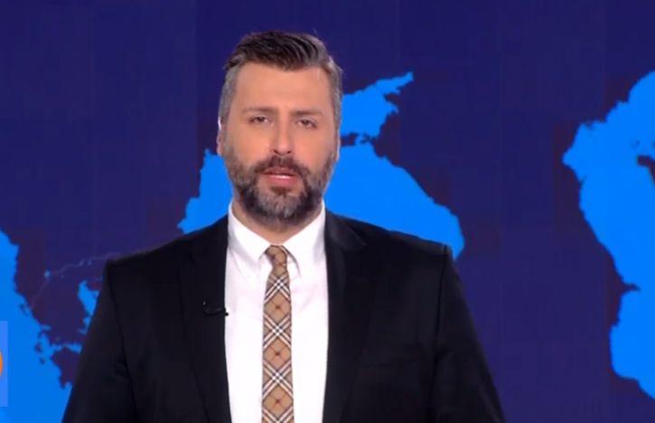 Γιάννης Καλλιάνος: Τραγουδάει on camera λίγο πριν βγει στον αέρα ο γνωστός μετεωρολόγος και στέλεχος της ΝΔ (vid)   Pagenews.gr