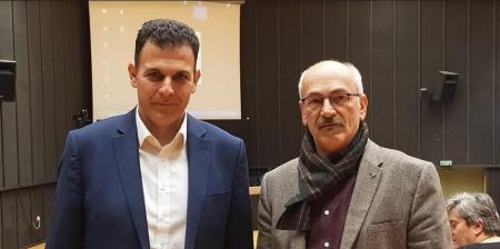 Γιώργος Καραμέρος: Περιφέρεια Αττικής και Γενικό Νοσοκομείο Παίδων Πεντέλης ενώνουν τις δυνάμεις τους | Pagenews.gr